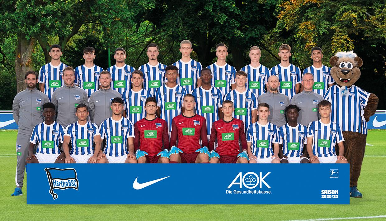 Teamfoto der U17