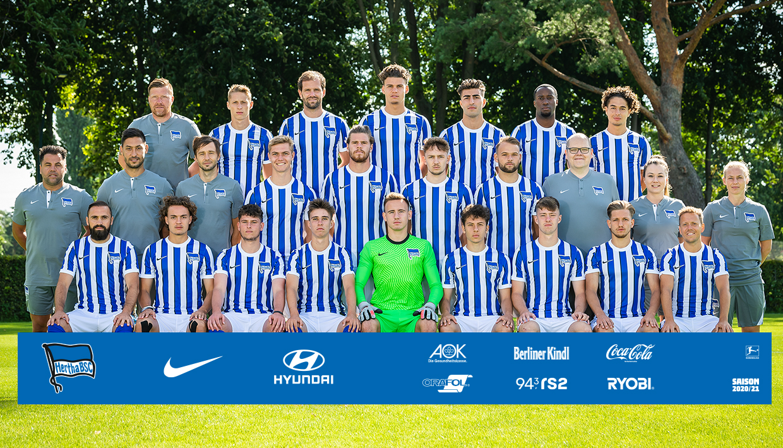 Teamfoto der U23