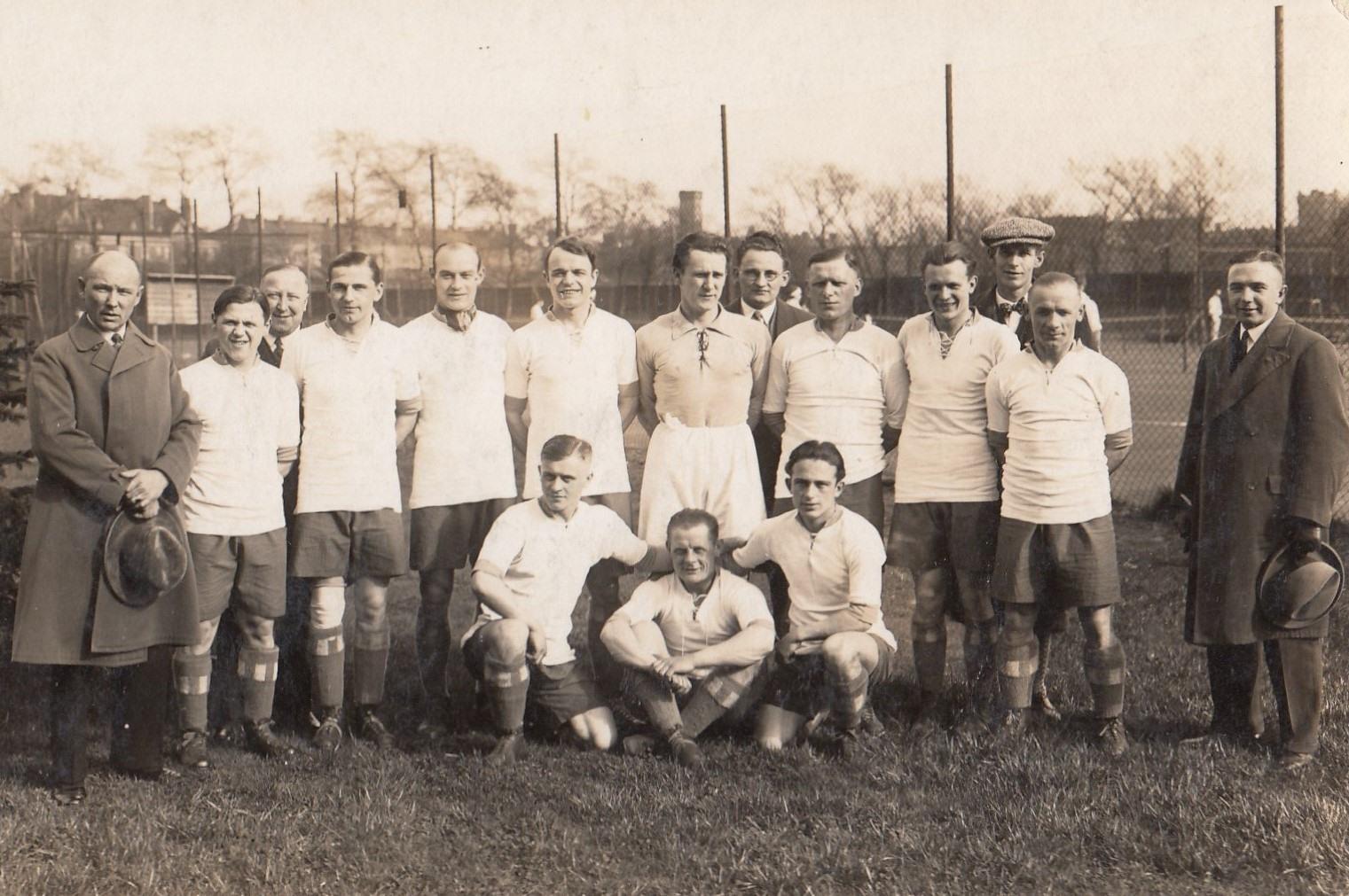 Unsere Meister von 1931