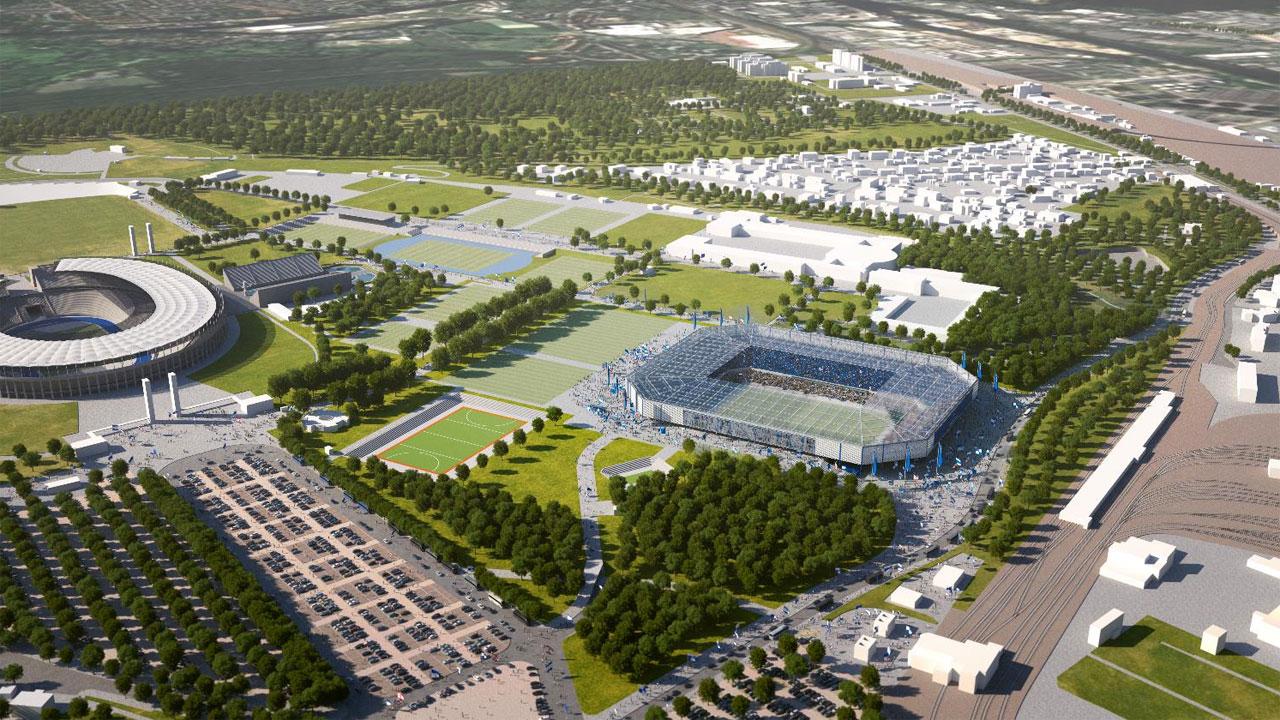 Stellungnahme zum Thema Stadion