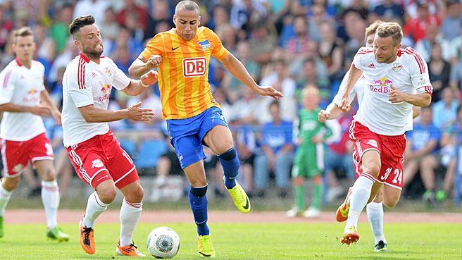 Hertha BSC gewinnt Test gegen Leipzig