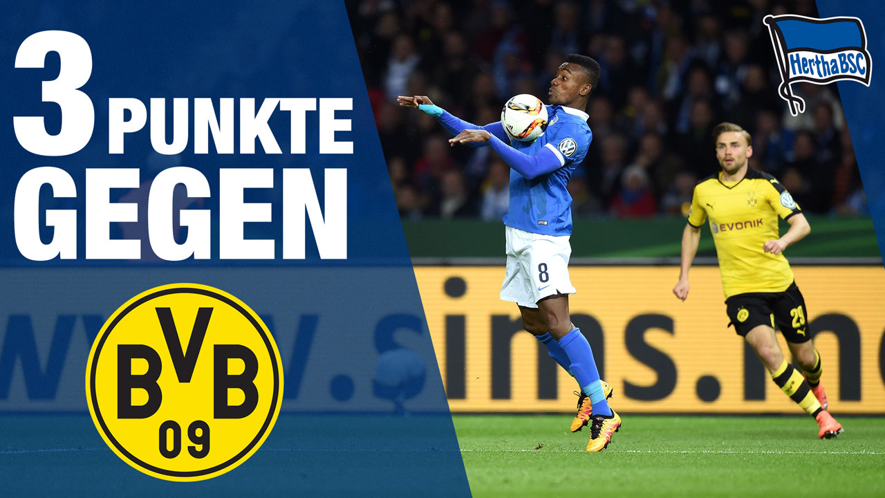 Tickets Hertha Dortmund