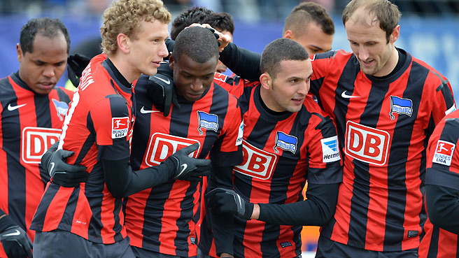 5:1-Auswärtssieg in Regensburg