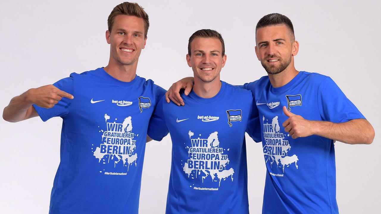 Hertha BSC sicher in der Gruppenphase
