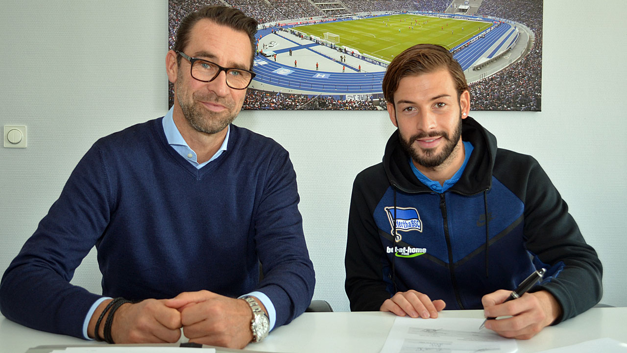 Plattenhardt verlängert seinen Vertrag langfristig