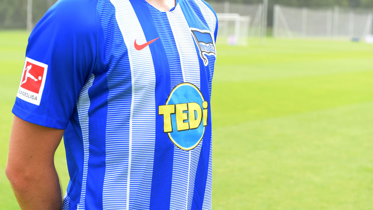 Tedi Hertha Tickets