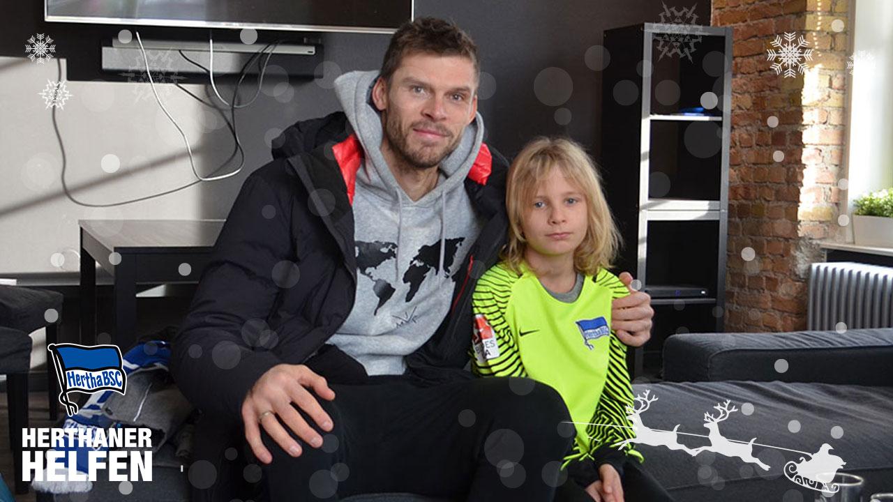 Herthaner helfen: Runes Tipps für Niklas