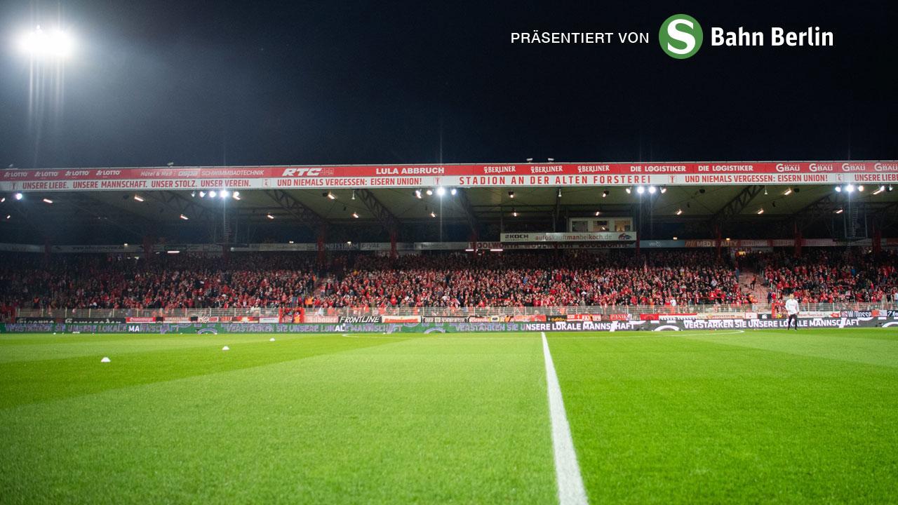 Uff Achse: Zu Gast beim 1. FC Union Berlin