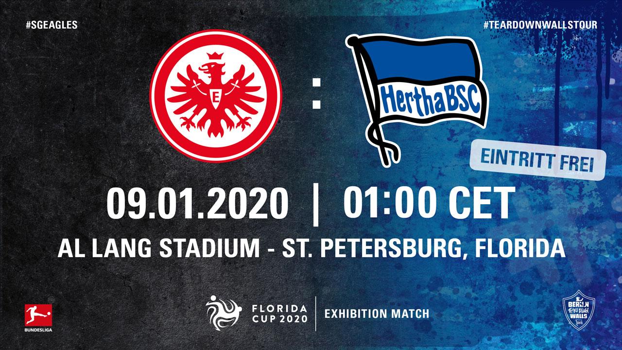 Livestream vom Test gegen Eintracht Frankfurt