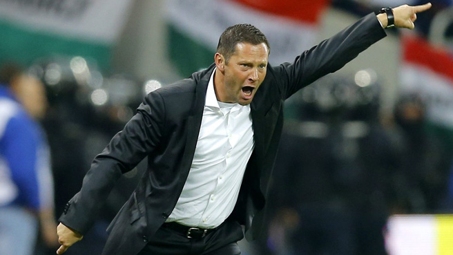 Pal Dardai bleibt Trainer der ungarischen Nationalelf