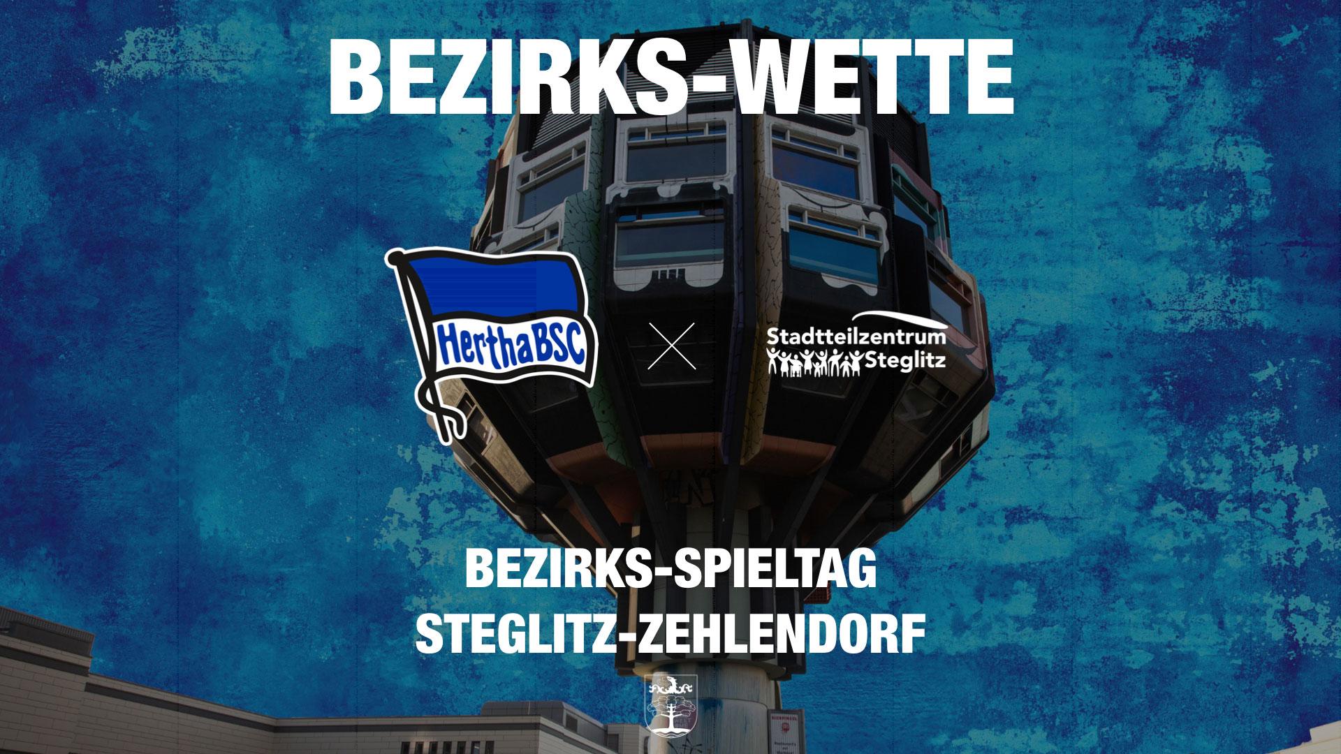 Bezirks-Wette: Mit euren Tickets für Steglitz-Zehlendorf!