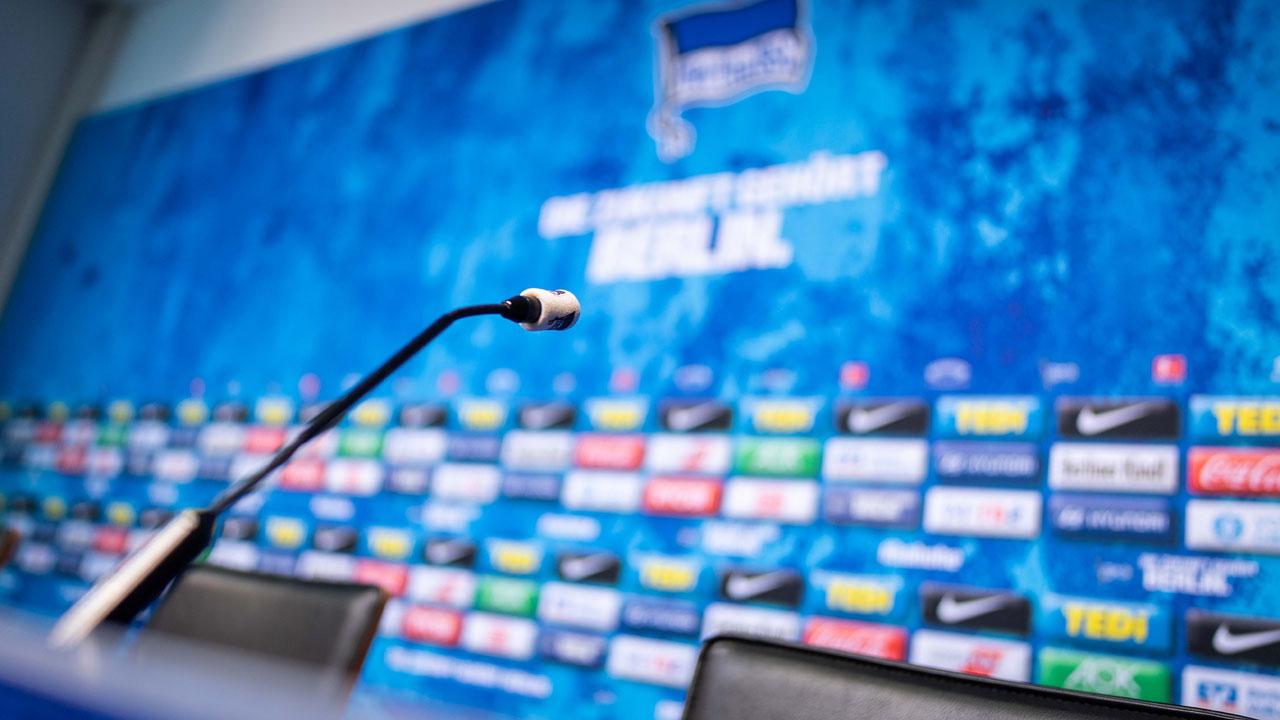 LIVE: Pressekonferenz vor dem Spiel in Leipzig