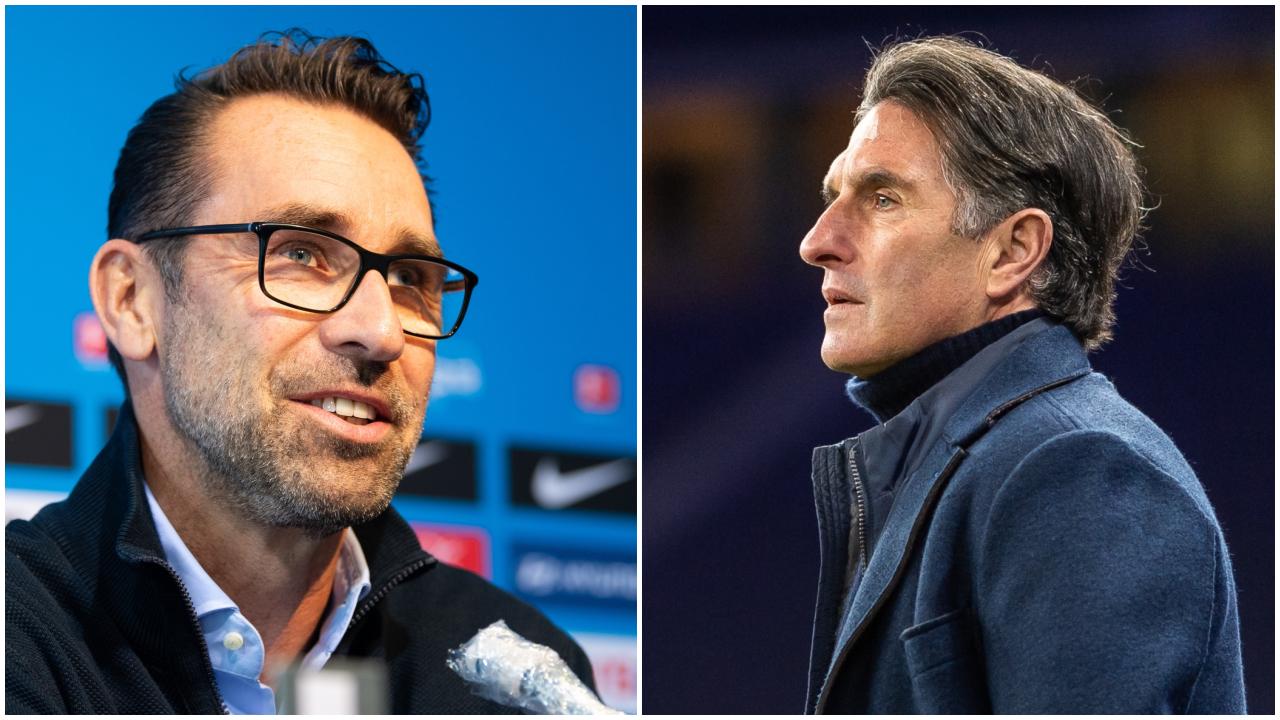Hertha BSC trennt sich von Michael Preetz und Bruno Labbadia