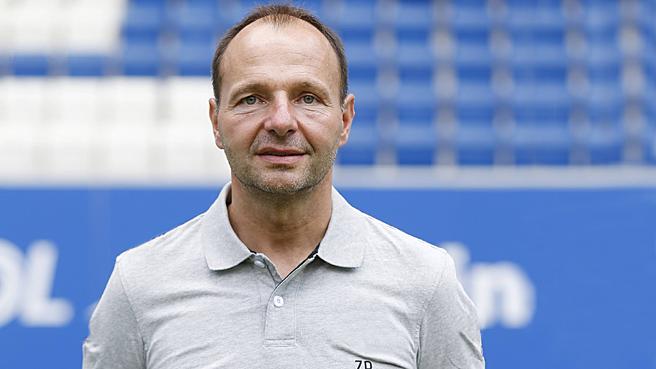 Zsolt Petry wird neuer Torwarttrainer