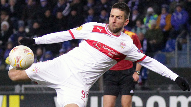 Hertha BSC holt Vedad Ibisevic