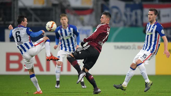 FCN-Pokal-Gruppenduell