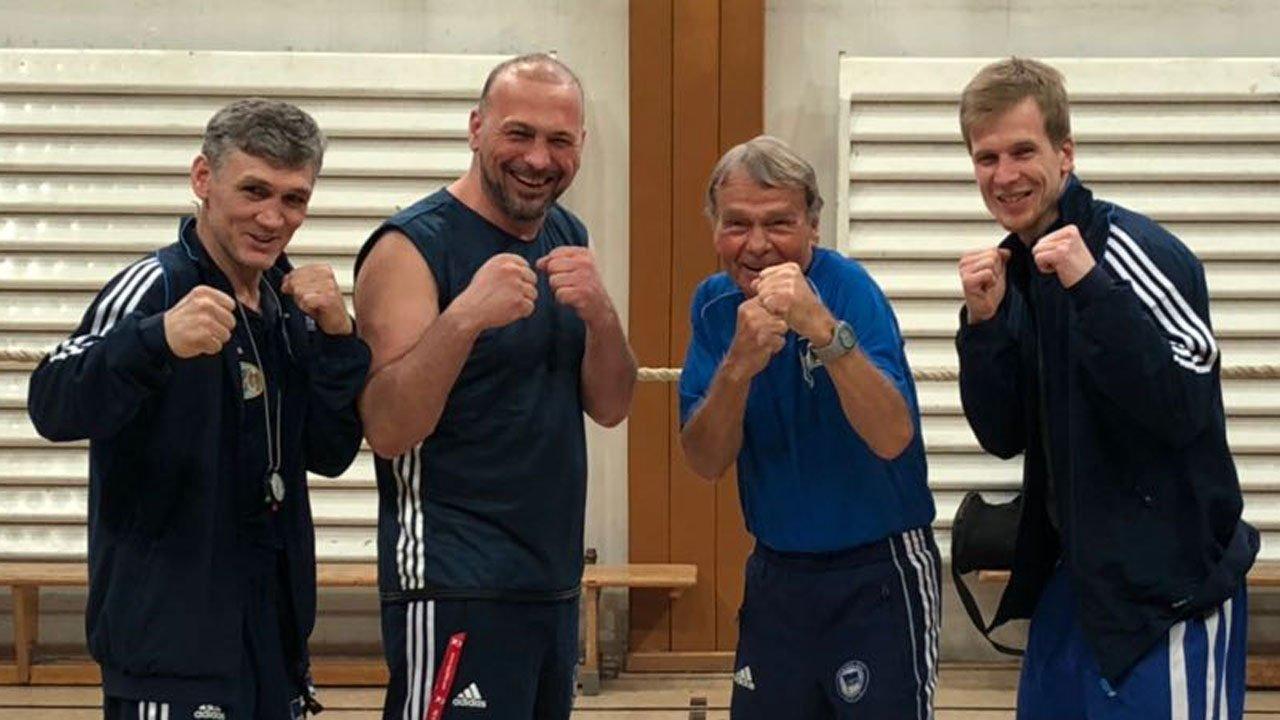Trainer Trainingsgruppe
