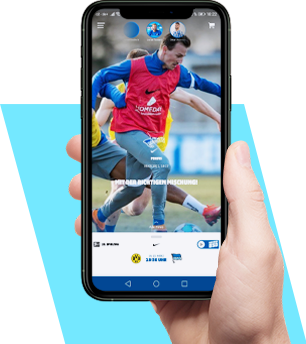 Hertha App