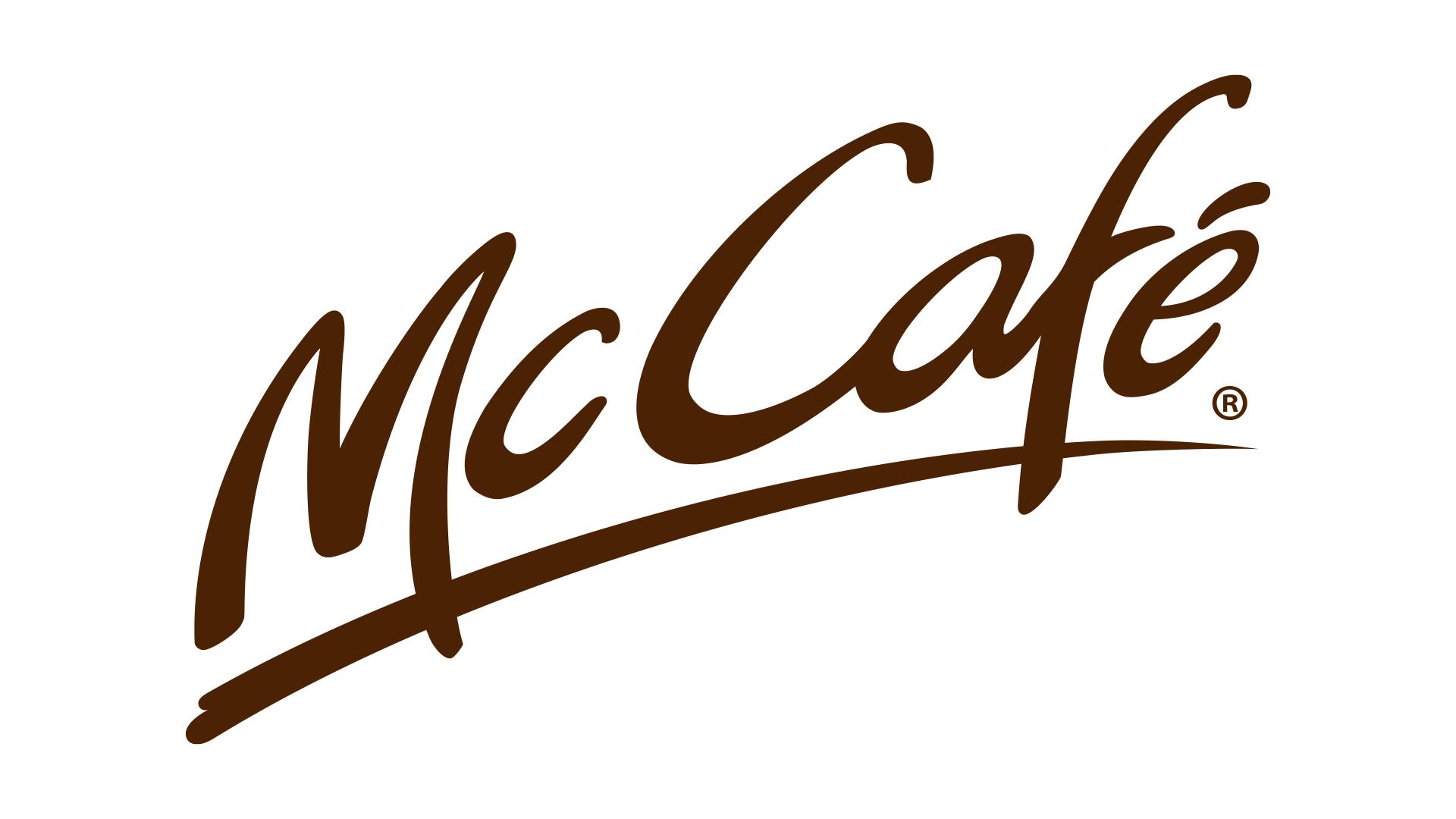 Logo McCafé