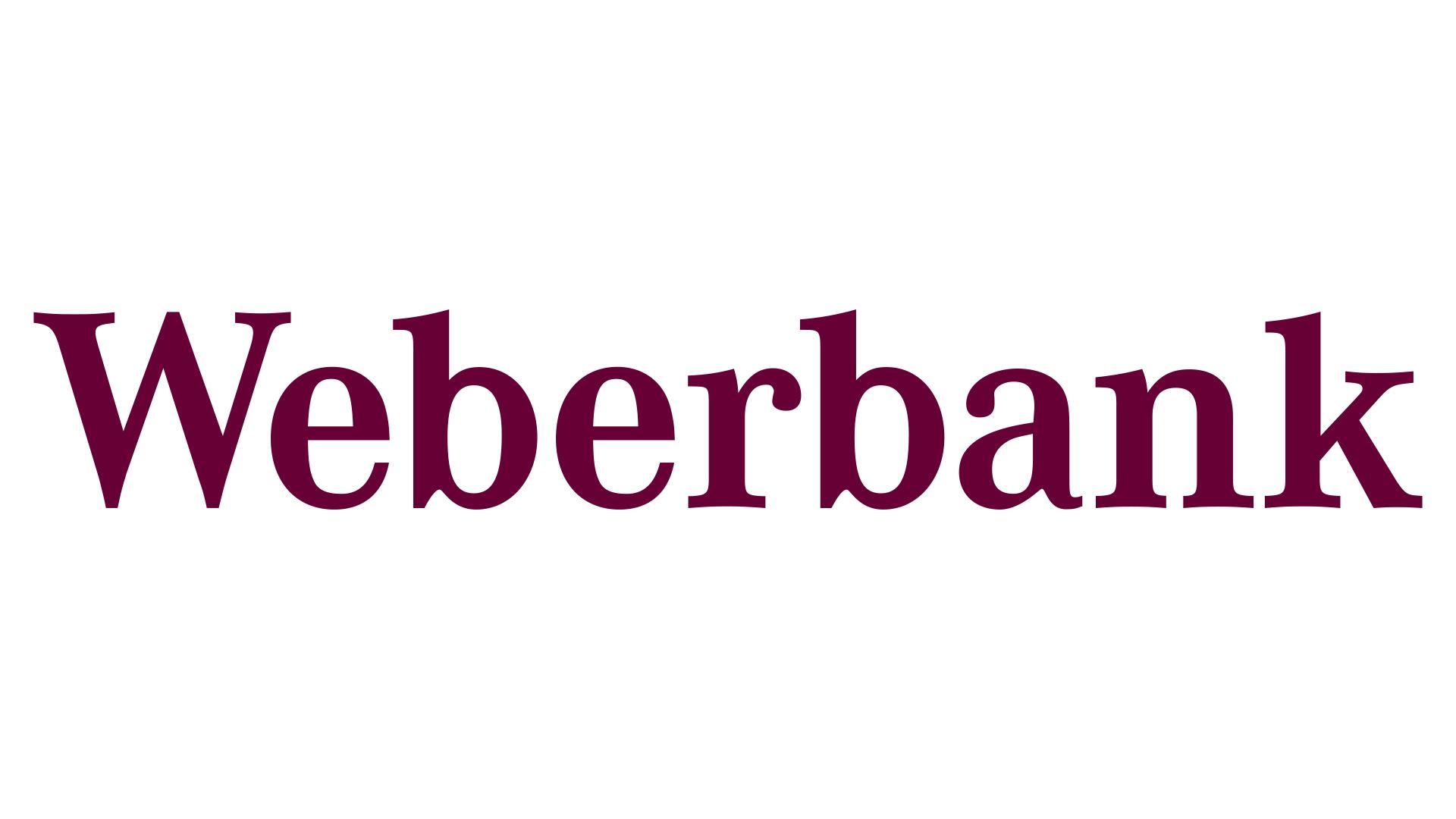 Logo Weber Bank