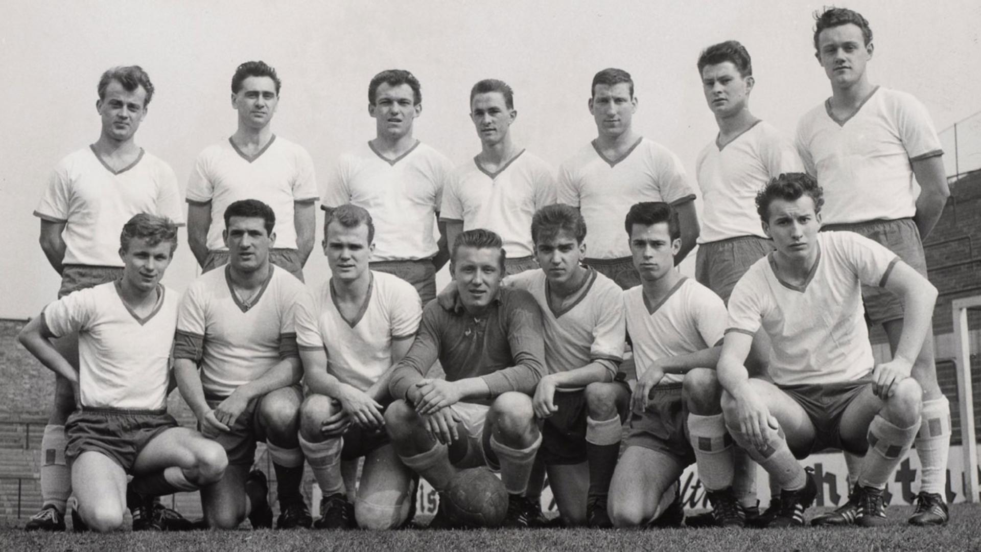 Mannschaft von 1960/61