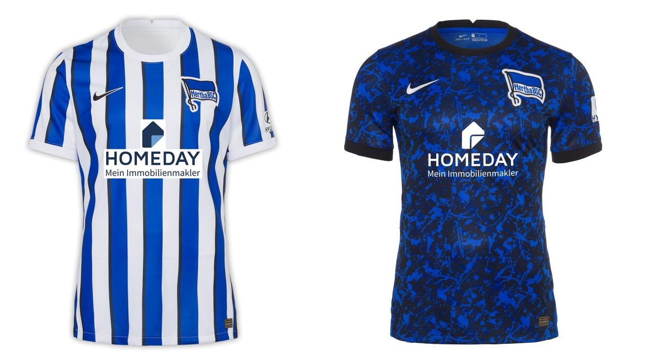 Homeday wird neuer Hauptsponsor von Hertha BSC
