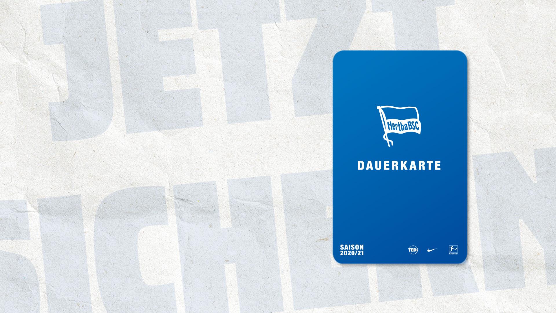 Das Logo der Sammler-Dauerkarte