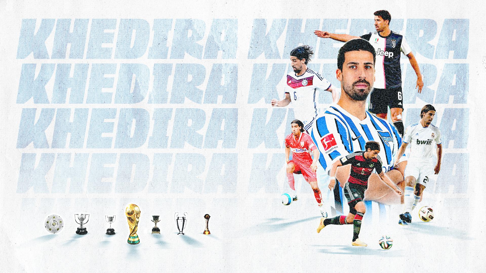 Grafik zu Sami Khediras Karriereende 2021.