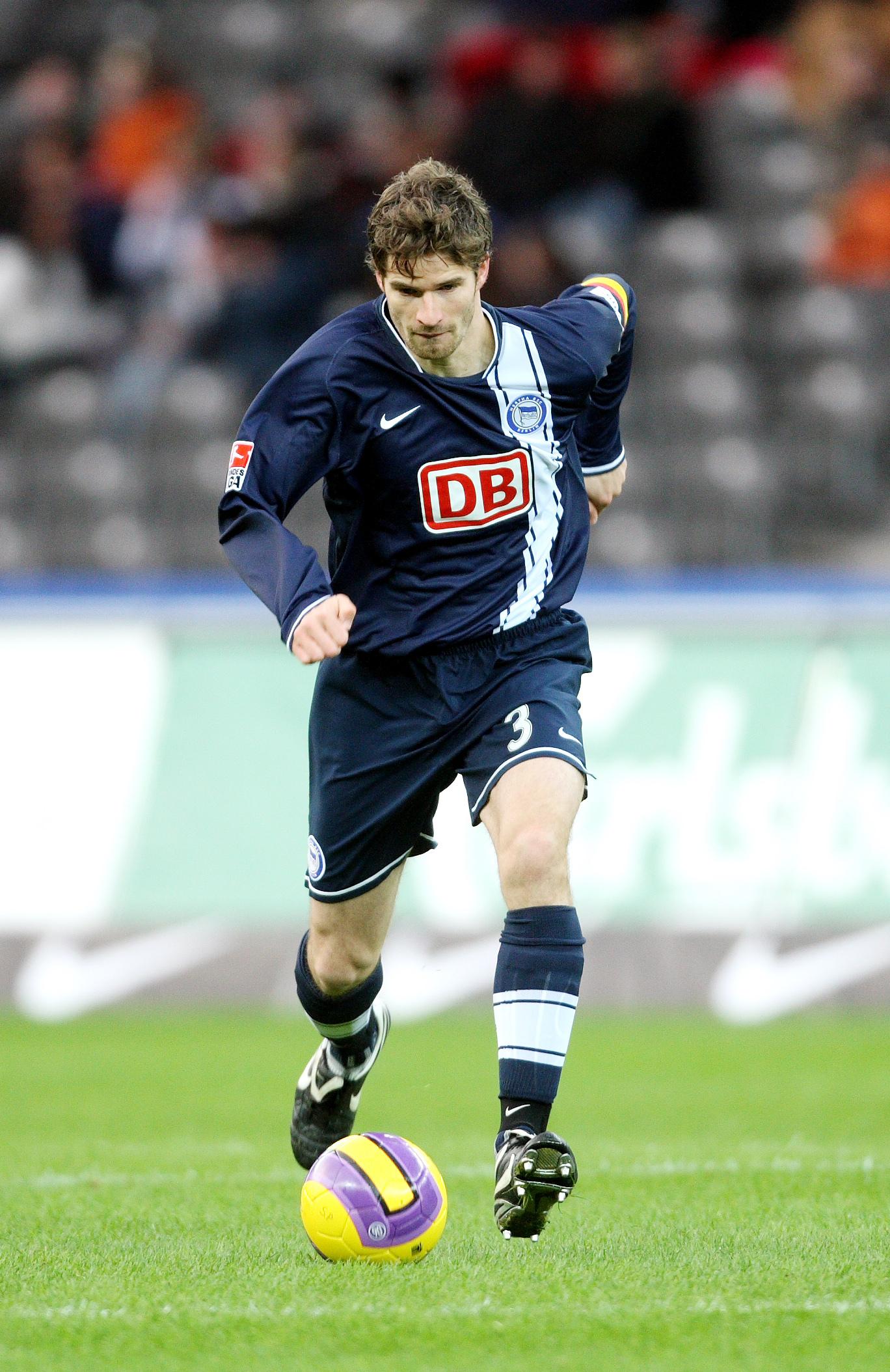 Arne Friedrich de jugador.