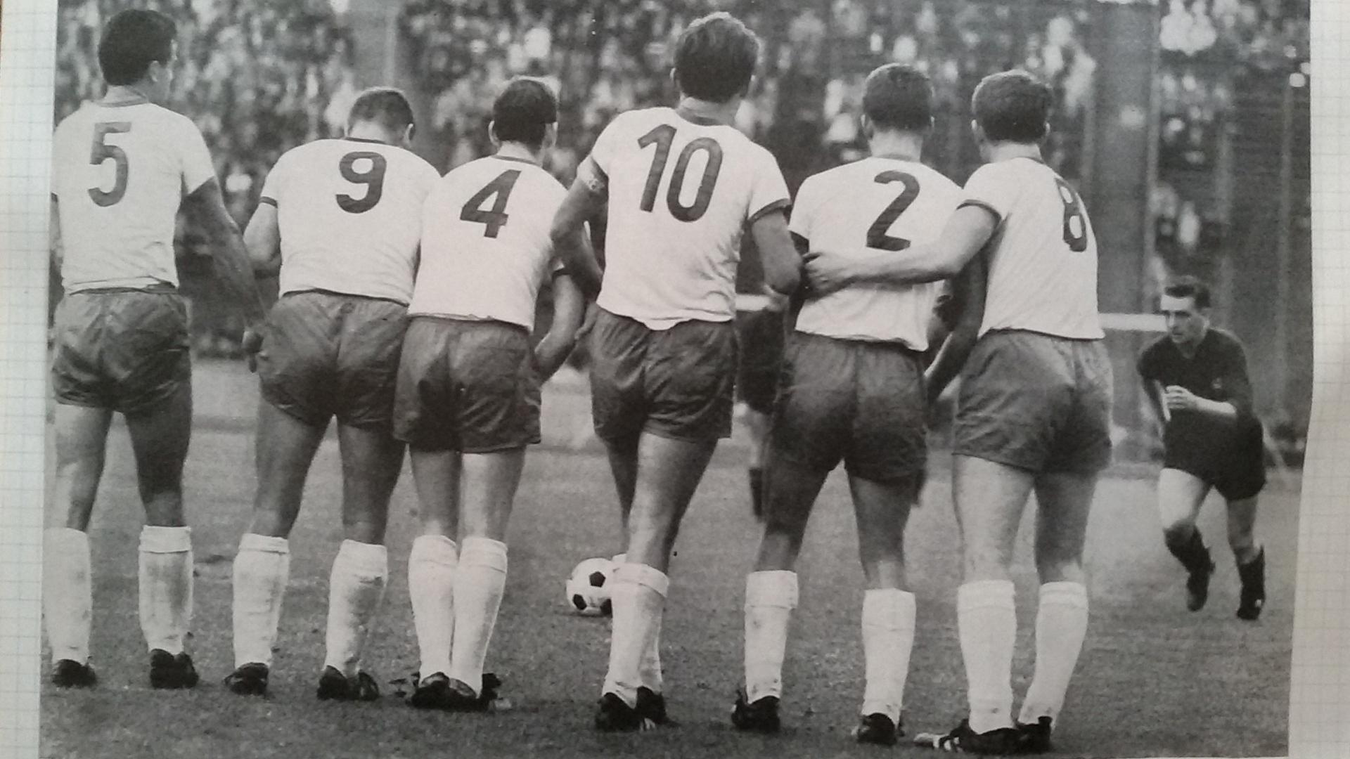 Eine Szene aus dem ersten Bundesliga-Spiel gegen Nürnberg.
