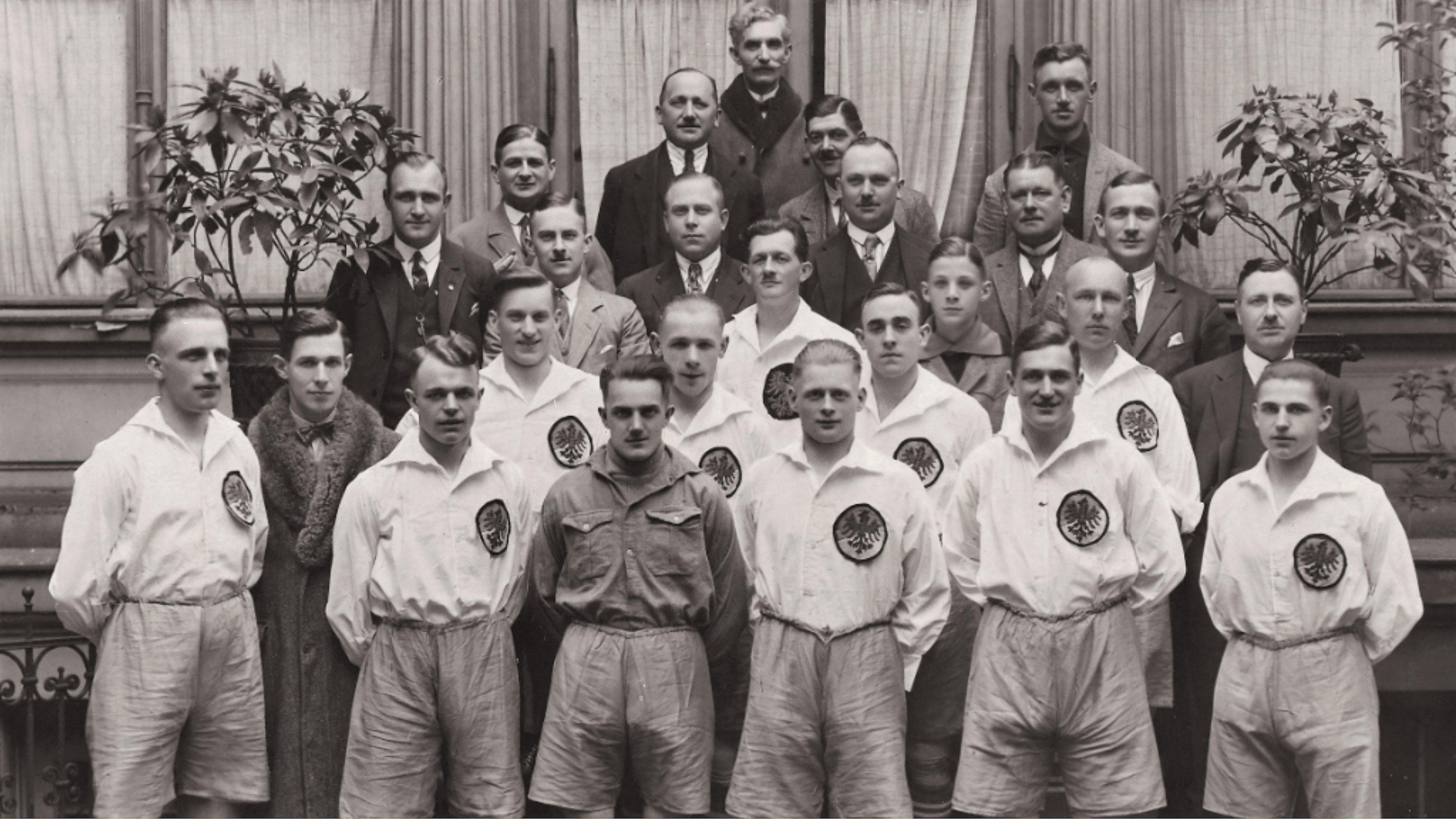 Unsere Berliner Meister von 1926.