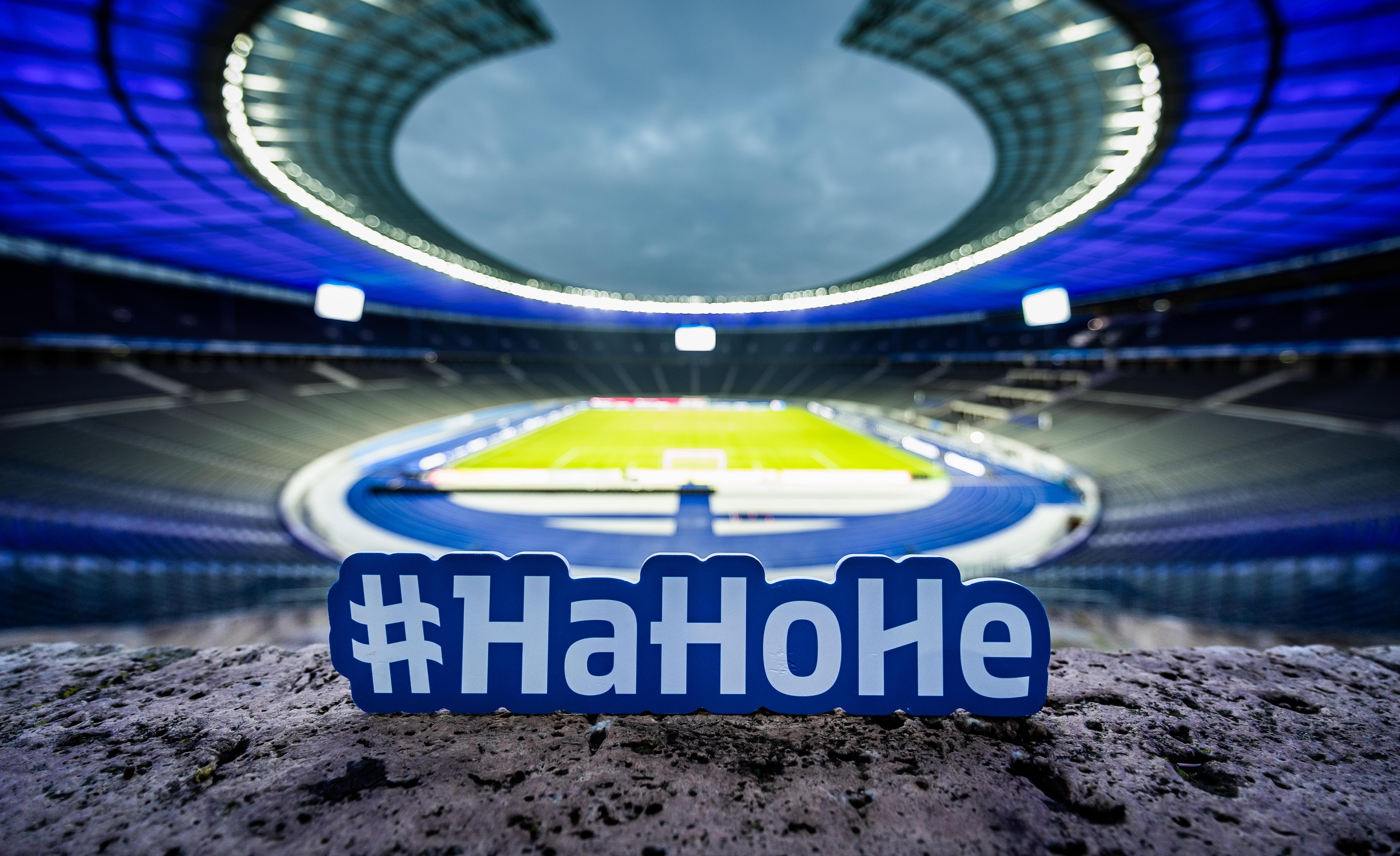 #hahohe im Olympiastadion