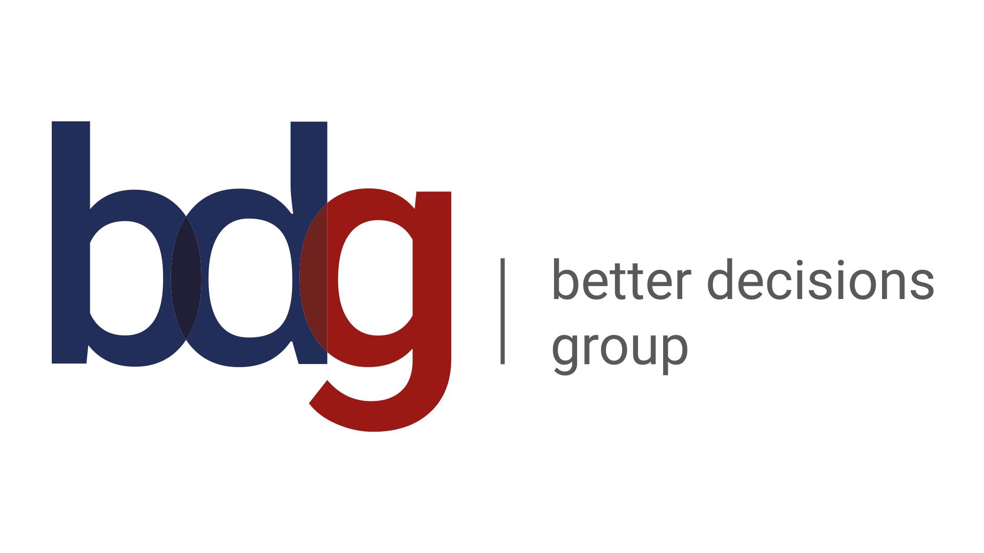Logo Better Descion Group