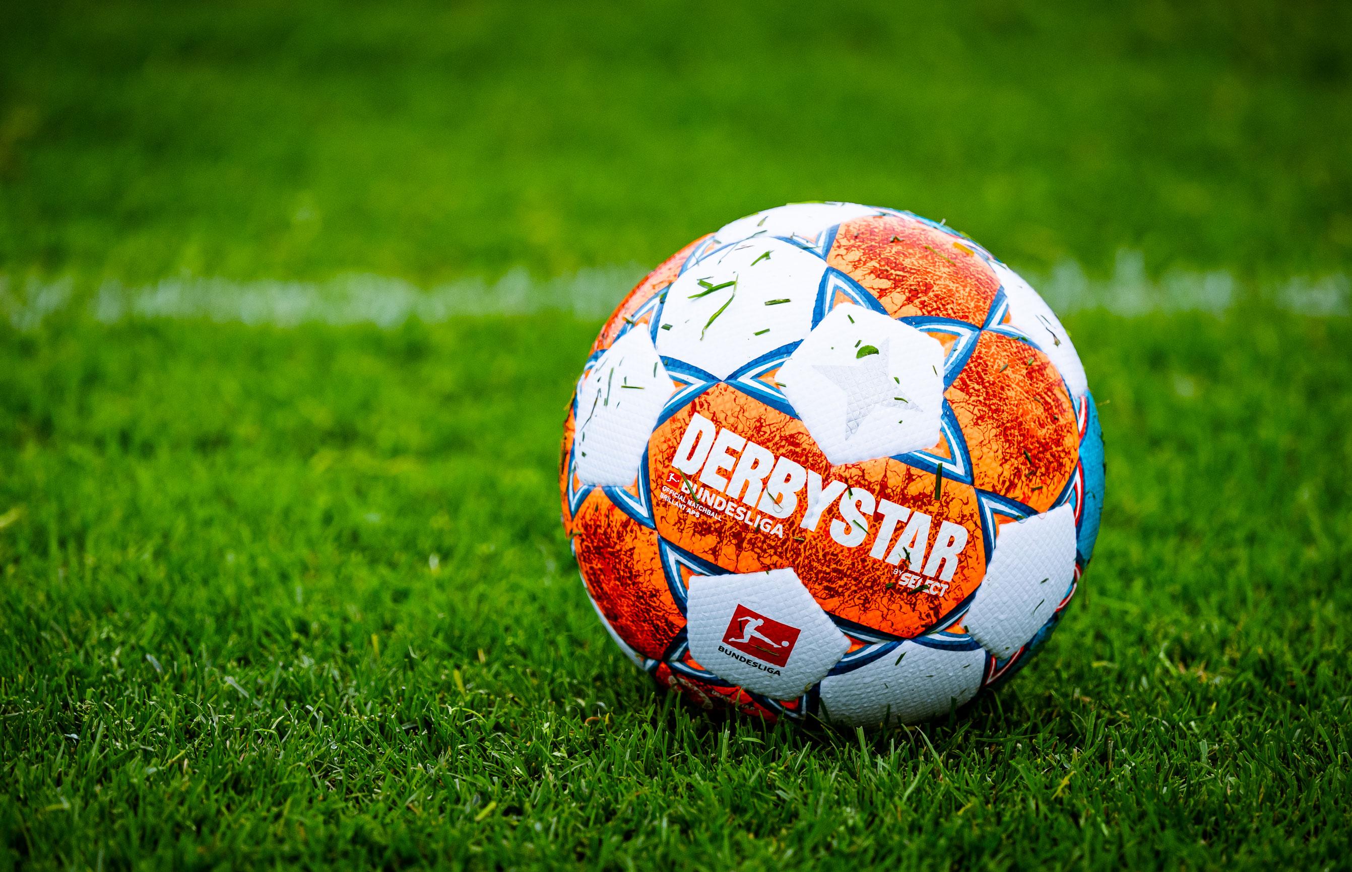 El nuevo balón de la temporada 2021/22.