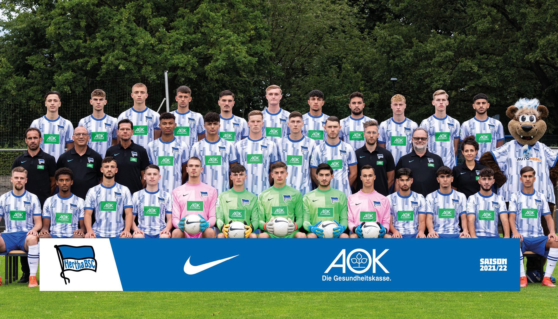 Teamfoto der U19
